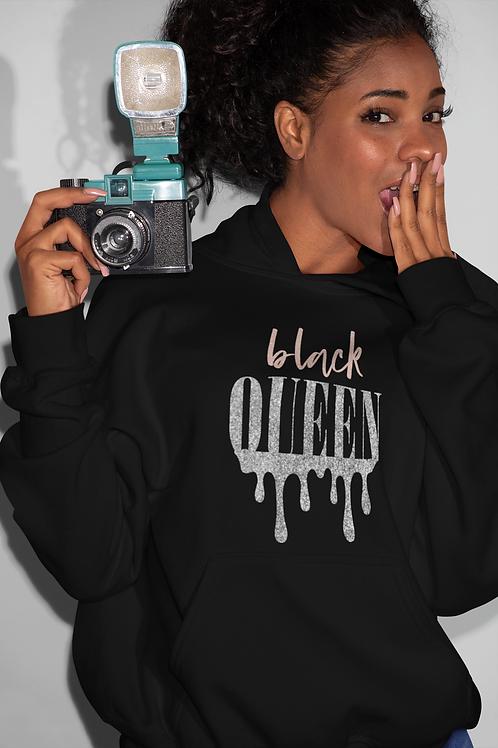 Black Queen Unisex Hoodie