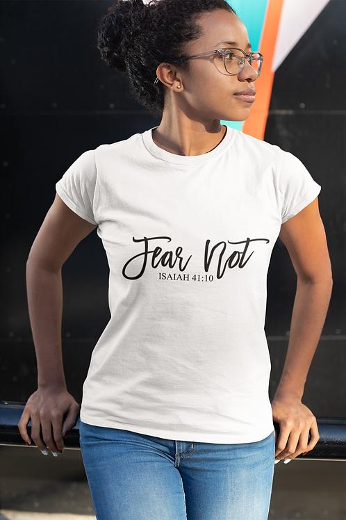 Fear Not Short-Sleeve Unisex T-Shirt