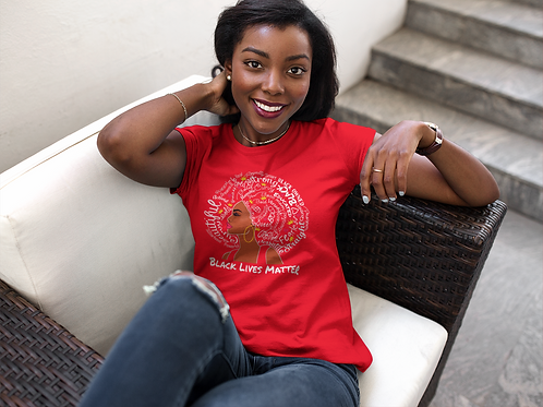 Black Lives Matter Short-Sleeve Unisex T-Shirt