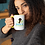 Thumbnail: Girl Don't Count Yourself Out (Woman) Mug with Color Inside