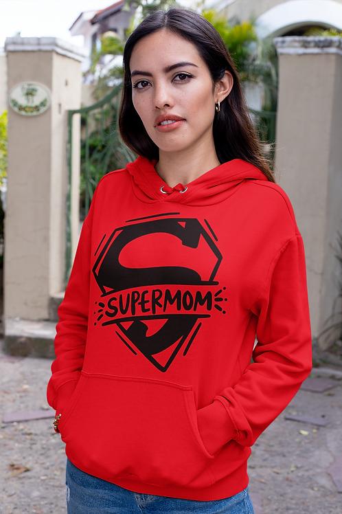 Super Mom Unisex Hoodie