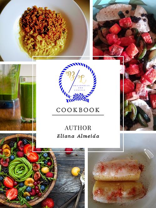 Bread Fruit & Lentils Cook Book