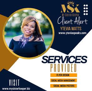 Ytevia Watts