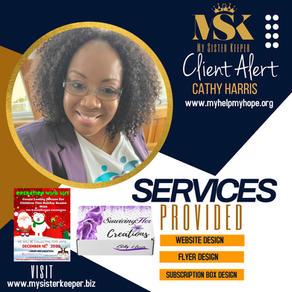 Cathy Harris