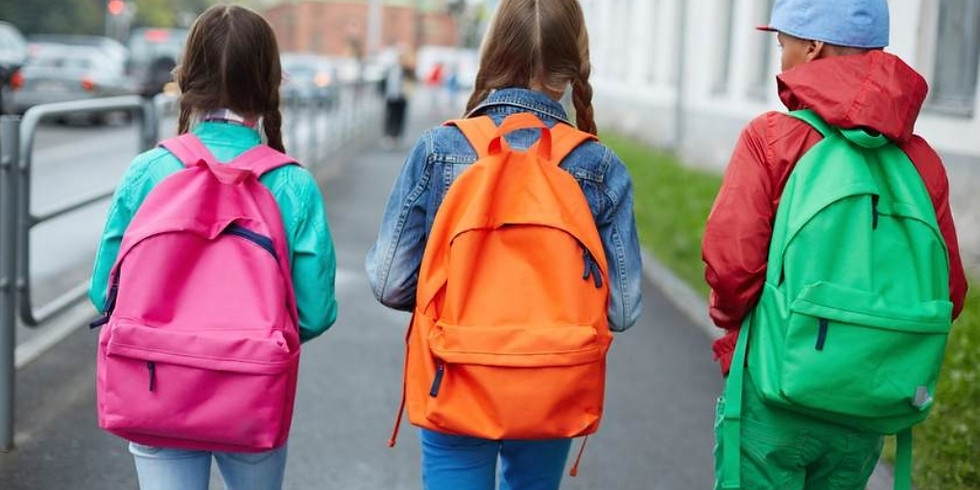 Backpack & Supplies Online Drive