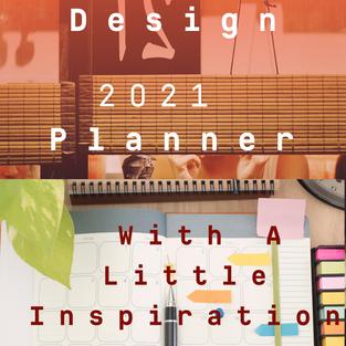 Visionary Design 2021 Planner