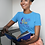 Thumbnail: Let The Pen Tell Your Story (Purple) Short-Sleeve Unisex T-Shirt