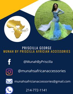 Priscilla George