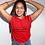 Thumbnail: I Will Walk By Faith Short-Sleeve Unisex T-Shirt