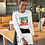 Thumbnail: Pretty Black & Educated Unisex Long Sleeve Tee
