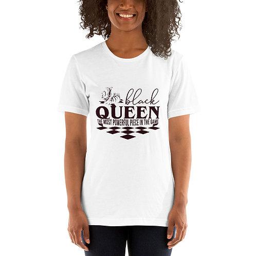 Black Queen Chess T-Shirt