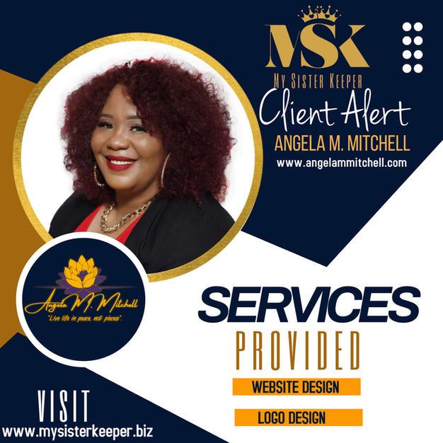 Angela M Mitchell