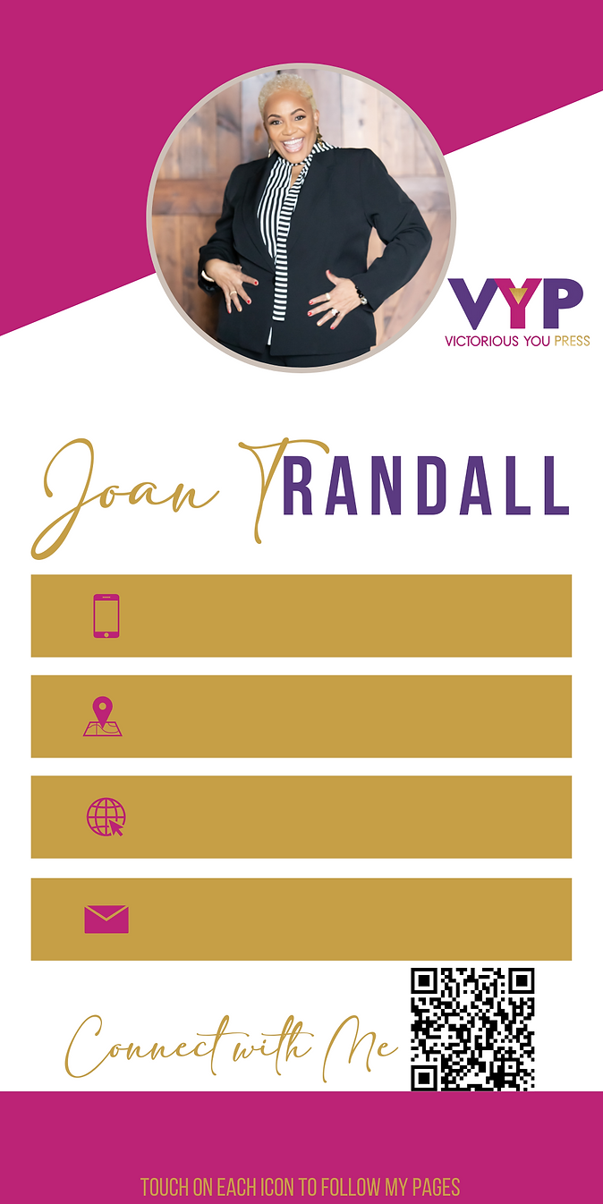 VYP Joan T Randall Digital Business Card