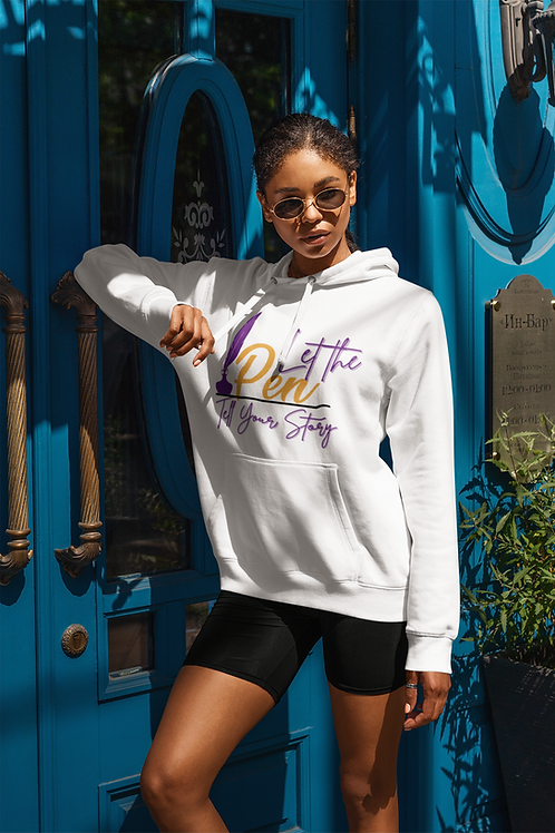 Let The Pen Tell Your Story Unisex Hoodie