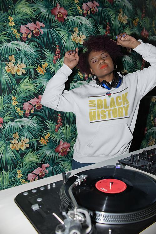 I Am Black History Unisex Hoodie