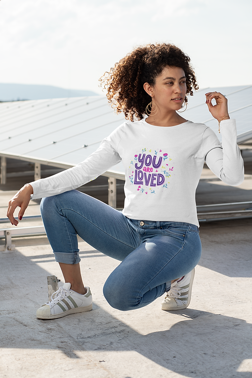You Are Loved Long Sleeve Shirt