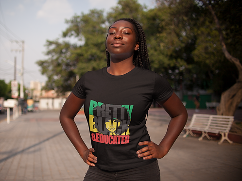 Pretty Black & Educated T-Shirt
