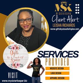 Leisha Richards