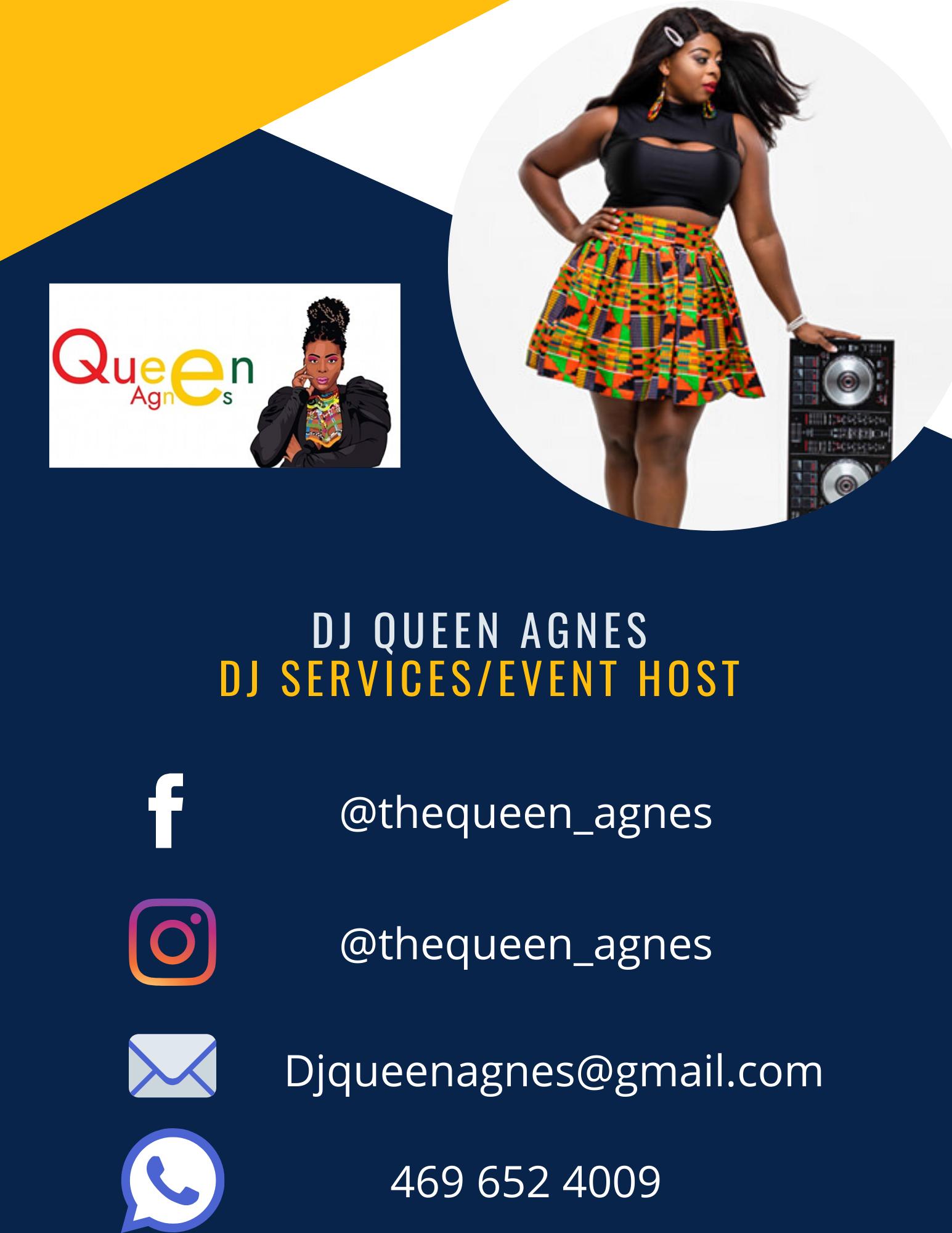 DJ Queen Agnes