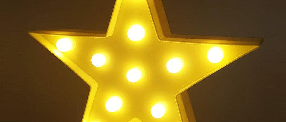 מנורת נקודות