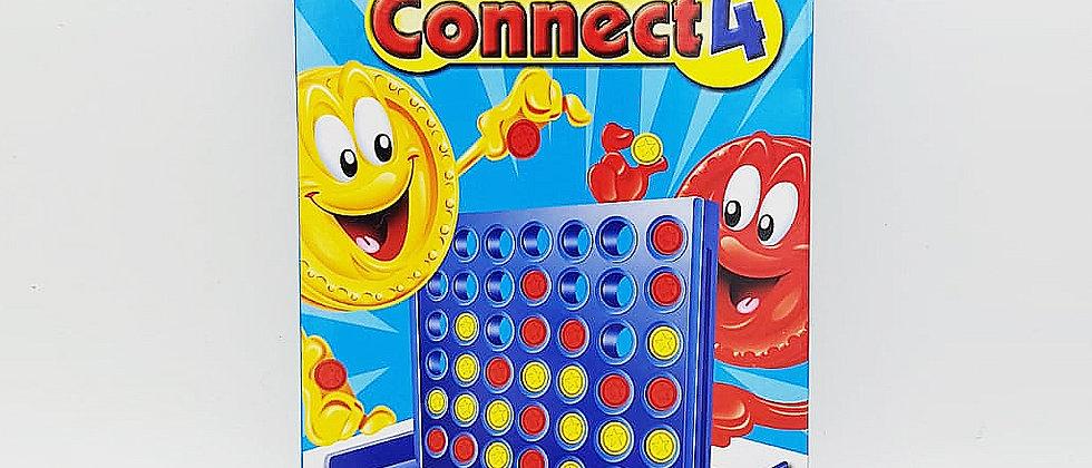 משחק 4 בשורה