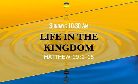 Who belongs in the Kingdom?