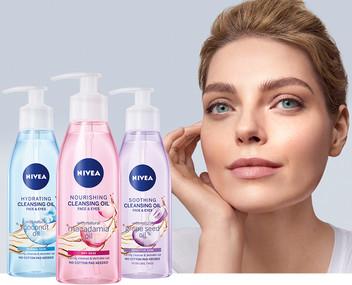 Nov način čiščenja obraza