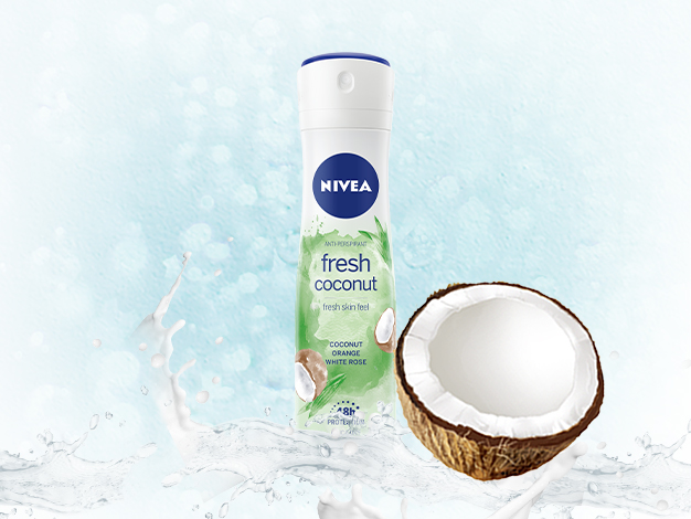 Dezodorant NIVEA Fresh Coconut
