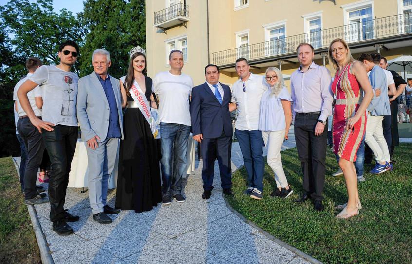 Poslovni partnerji projekta Miss Slovenije