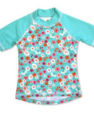 majica-s-kratkimi-rokavi-rožasta