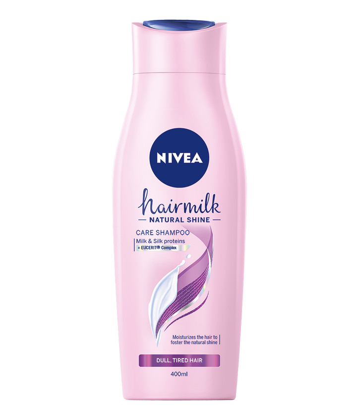 NIVEA_Hairmilk_Natural_Shine_šampon_za_utrujene_lase