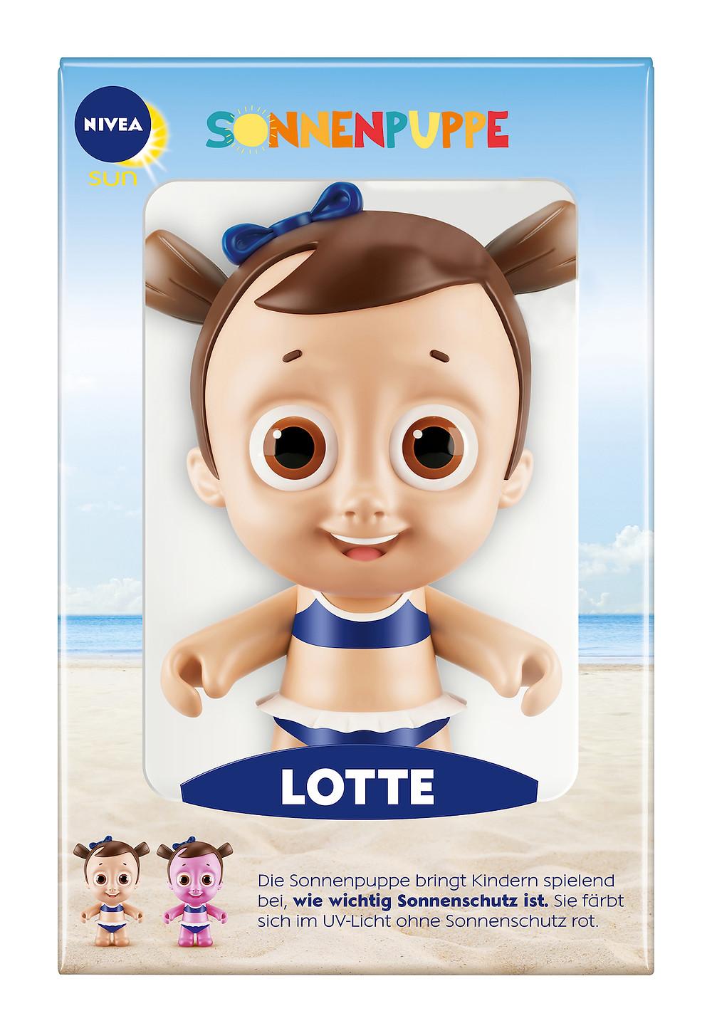 Punčka Lotte