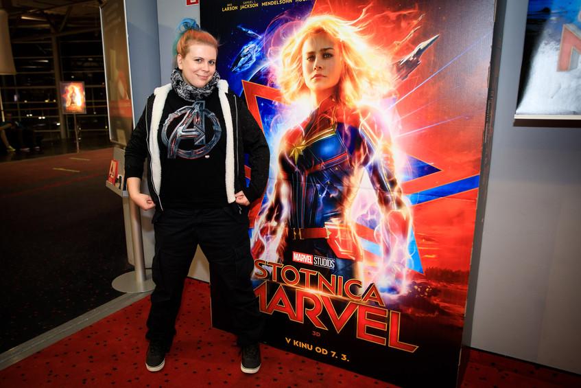 Tanja Divac velika obozevalka Marvelovih