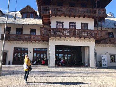 Švicarija, pozabljena stavba, ki je znova oživela!