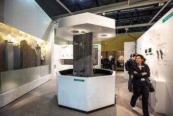AXOR in hansgrohe navdušujeta obiskovalce z novimi produkti ob praznovanju 25. obletnice