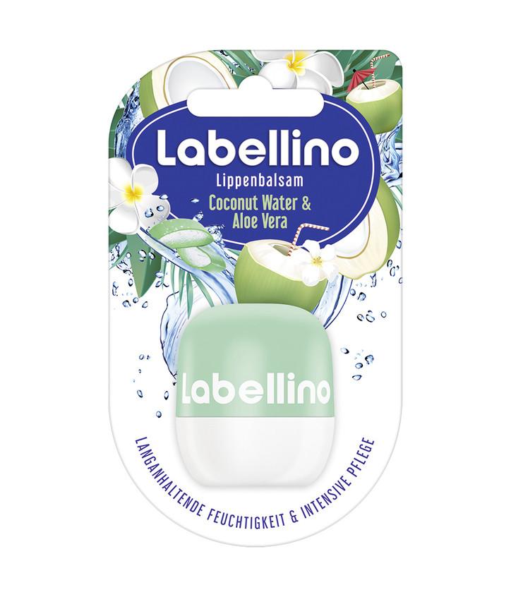 Labellino Coconut Water & Aloe Vera