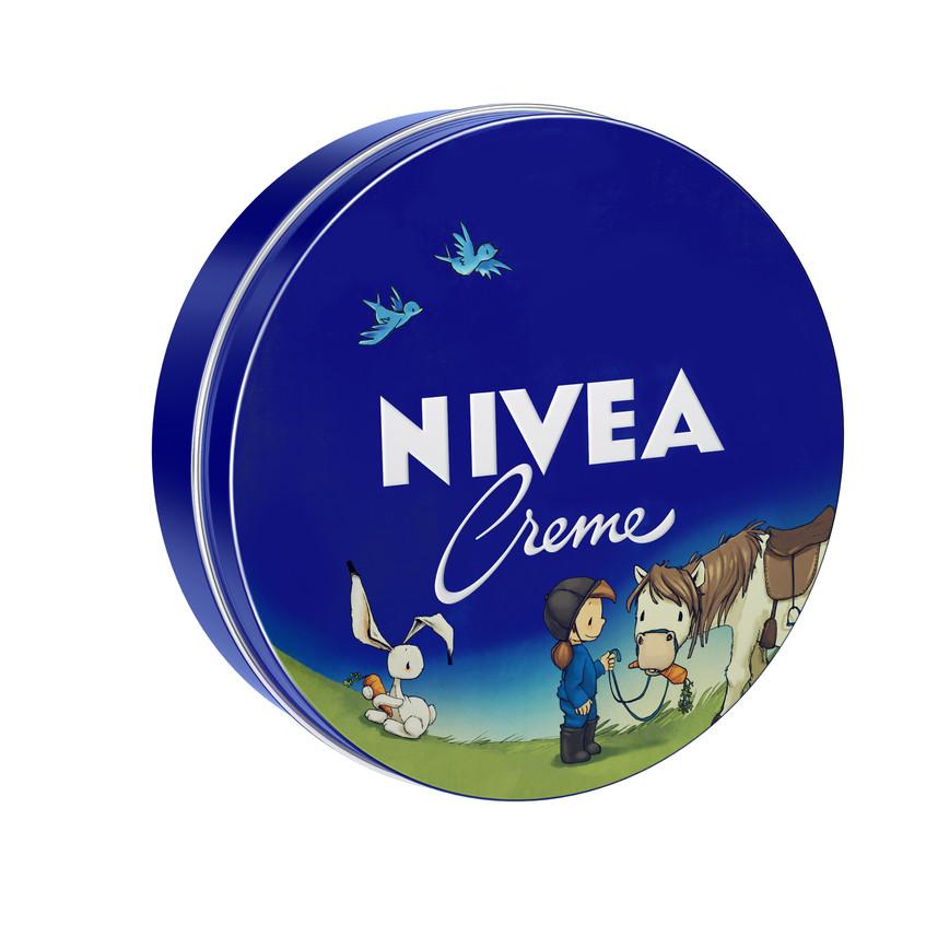 Mija in zajec NIVEA Creme