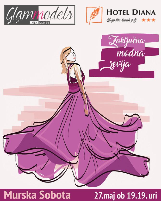 Zaključna modna revija MS
