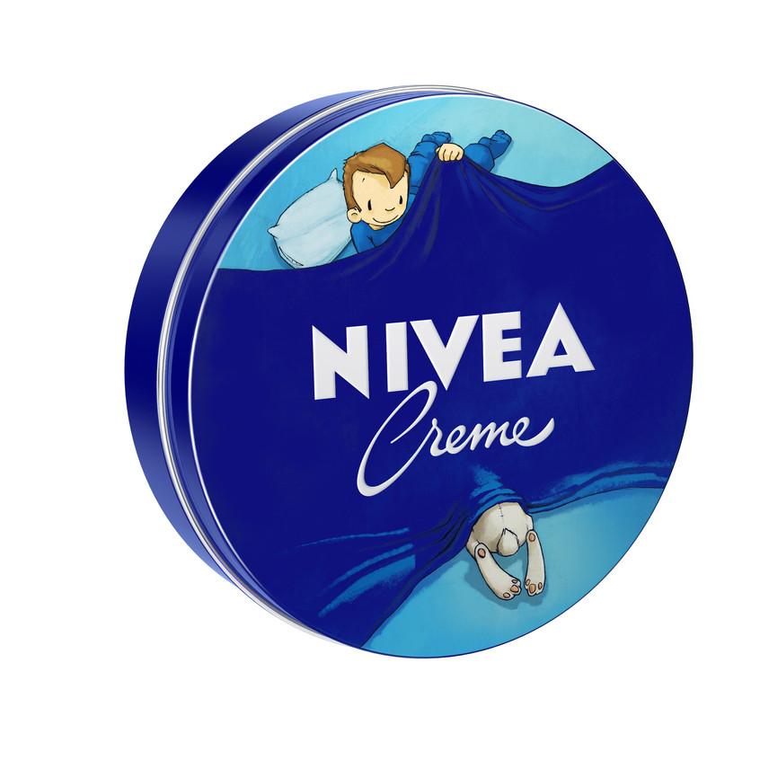 Luka in zajec NIVEA Creme