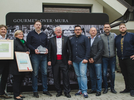 GOM prejel turistično priznanje Kristalni Triglav 2020