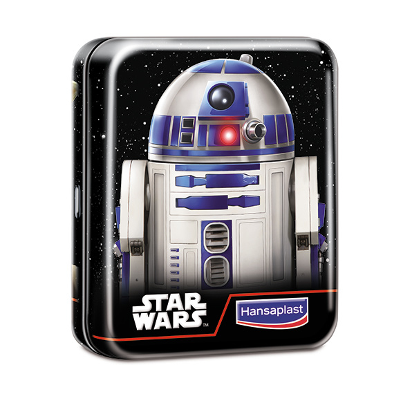 Star Wars 2 Hansaplast
