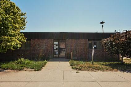 Klyte Burt Memorial Library, Curtis Ne