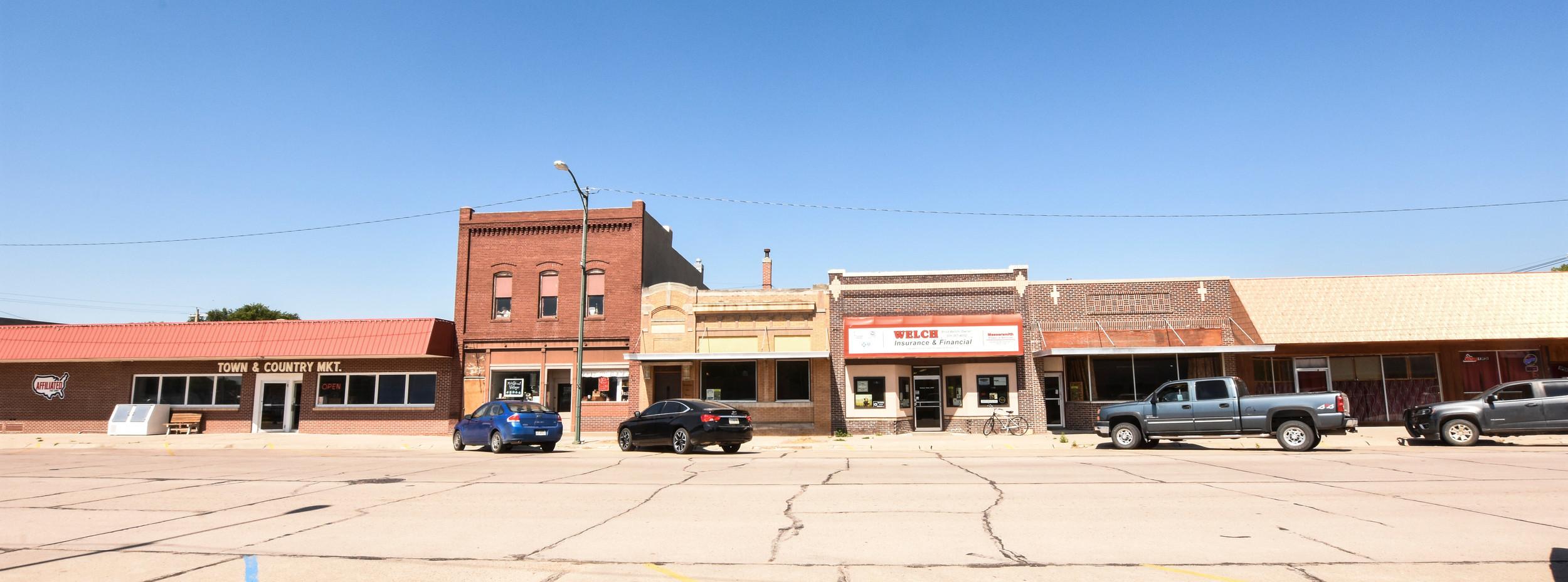 Curtis Nebraska Home
