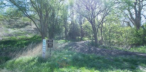 Curtis Nebraska Walking Trail