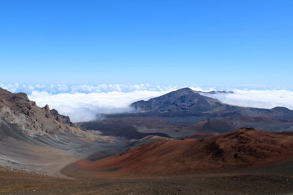 Gerrie Hawaii 2019_150 Haleakala Crater.