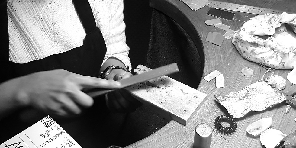 RESCHEDULED: Silver Jewellery - One Day Taster Workshops
