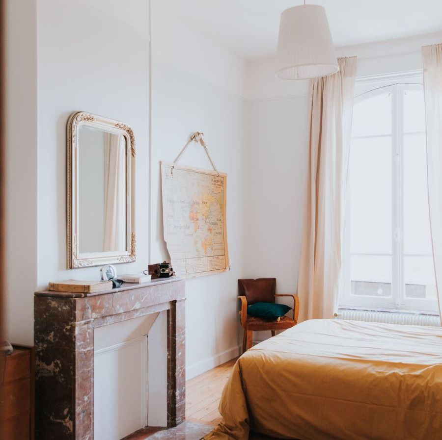 Chambre voyage ambiance sollier