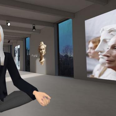 Virtual Galleries & Art Spaces
