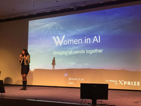 Why we started Women in AI