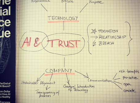 On Trust in AI—A Systemic Approach